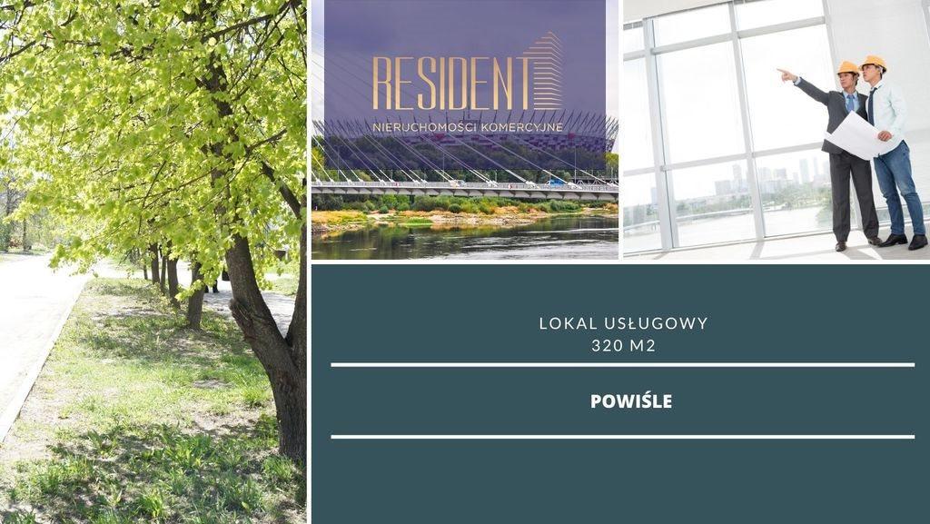 Lokal użytkowy na sprzedaż Warszawa, Śródmieście, Powiśle  320m2 Foto 1