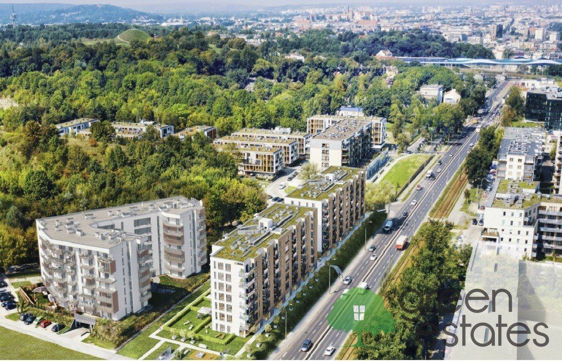 Mieszkanie dwupokojowe na sprzedaż Kraków, Podgórze, Wielicka  44m2 Foto 1