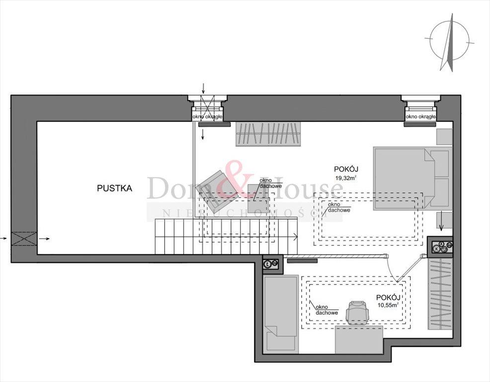 Mieszkanie trzypokojowe na sprzedaż Gdańsk, Wrzeszcz, Adama Mickiewicza  77m2 Foto 6