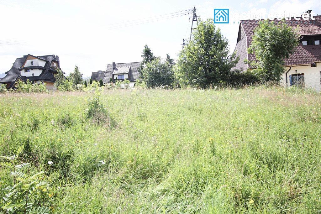 Działka budowlana na sprzedaż Zakopane, Antałówka  5069m2 Foto 9