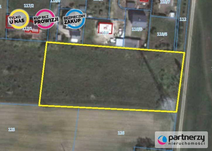 Działka rolna na sprzedaż Kiezmark  6600m2 Foto 1