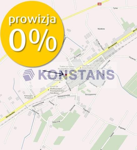 Działka komercyjna pod dzierżawę Kalisz  660m2 Foto 1