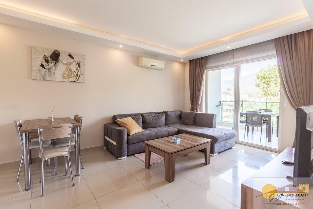Mieszkanie dwupokojowe na sprzedaż Turcja, Alanya, Alanya, Kestel  60m2 Foto 11