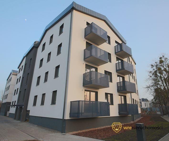 Mieszkanie dwupokojowe na sprzedaż Wrocław, Oporów, Ibn Siny Awicenny  43m2 Foto 7