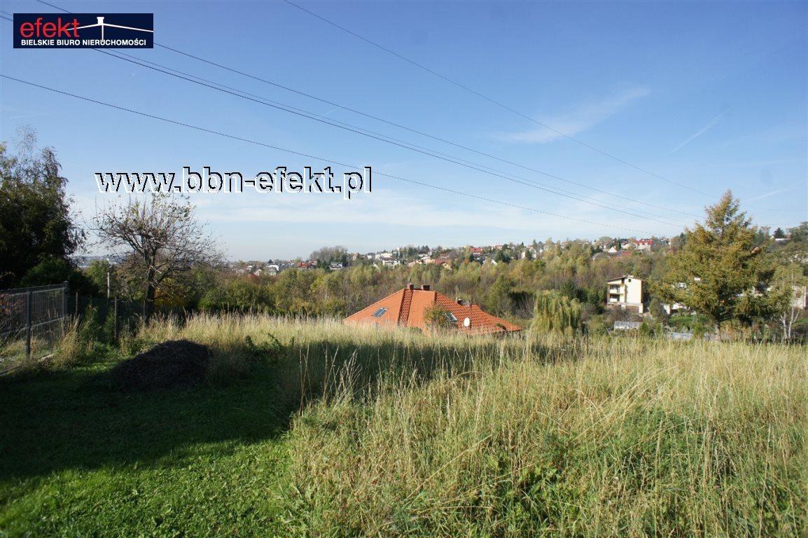 Działka inna na sprzedaż Bielsko-Biała, Lipnik  2499m2 Foto 4