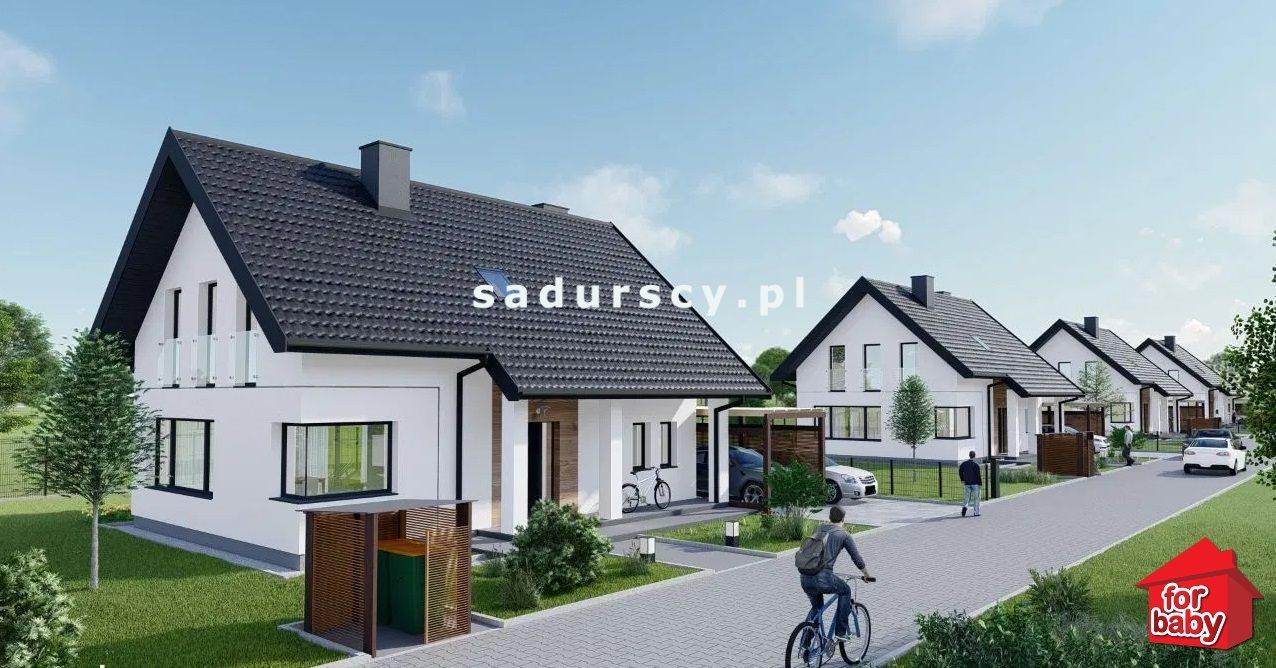Dom na sprzedaż Wołowice  133m2 Foto 1