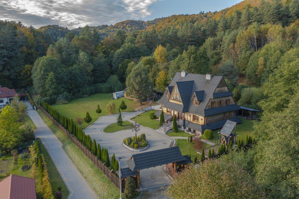 Dom na sprzedaż Bykowce, Źródlana  349m2 Foto 1