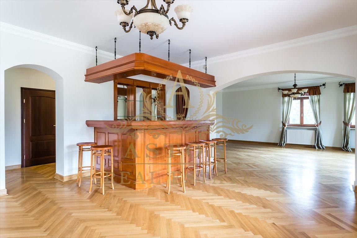 Dom na wynajem Warszawa, Wilanów, Kępa Zawadowska, Syta  1100m2 Foto 6