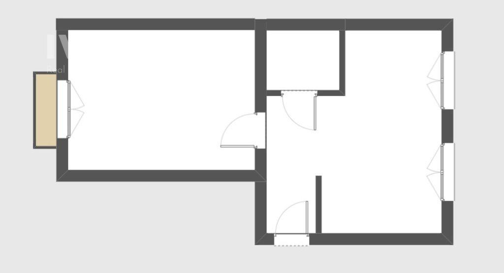 Mieszkanie dwupokojowe na sprzedaż Warszawa, Mokotów, Stary Mokotów, Wiktorska  41m2 Foto 9