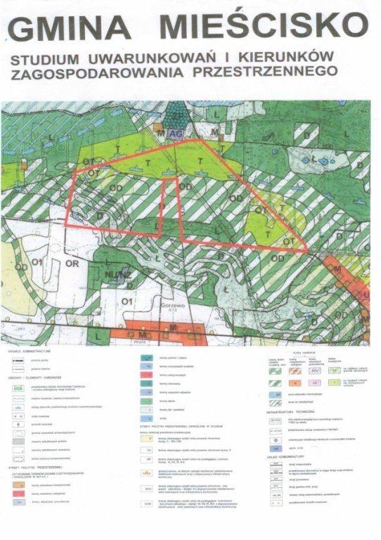 Działka rolna na sprzedaż Gorzewo, 86,19 ha !! Gorzewo  861900m2 Foto 2