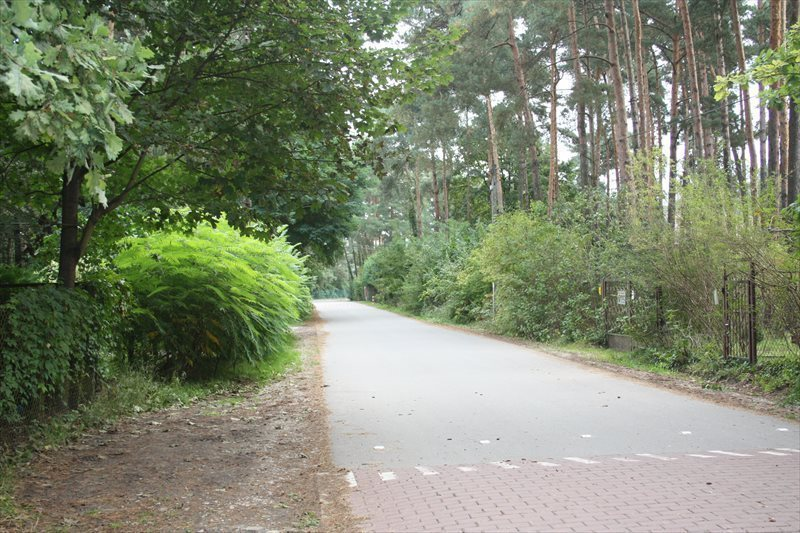 Działka leśna z prawem budowy na sprzedaż Zalesie Górne, Przebudzenia Wiosny  1982m2 Foto 2