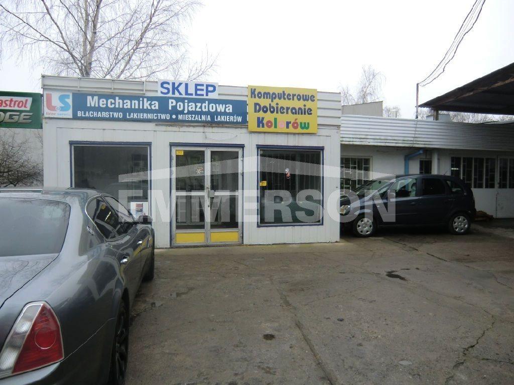 Lokal użytkowy na sprzedaż Płock  500m2 Foto 2