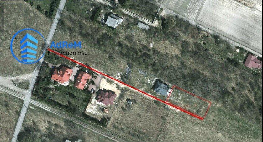 Działka budowlana na sprzedaż Kierszek  1050m2 Foto 4