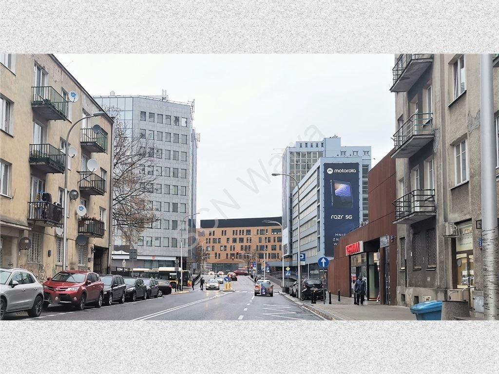 Mieszkanie trzypokojowe na wynajem Warszawa, Śródmieście, Solec  47m2 Foto 11
