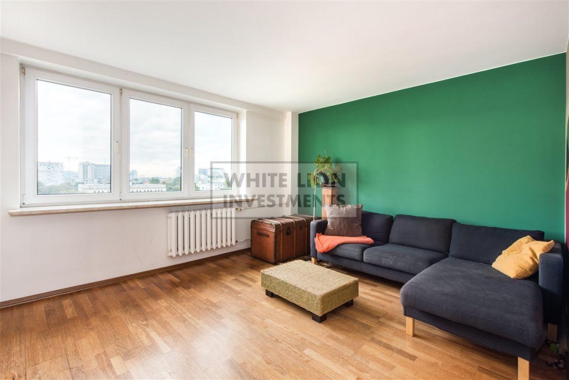 Mieszkanie trzypokojowe na sprzedaż Warszawa, Śródmieście, Wola, Leszno  72m2 Foto 1