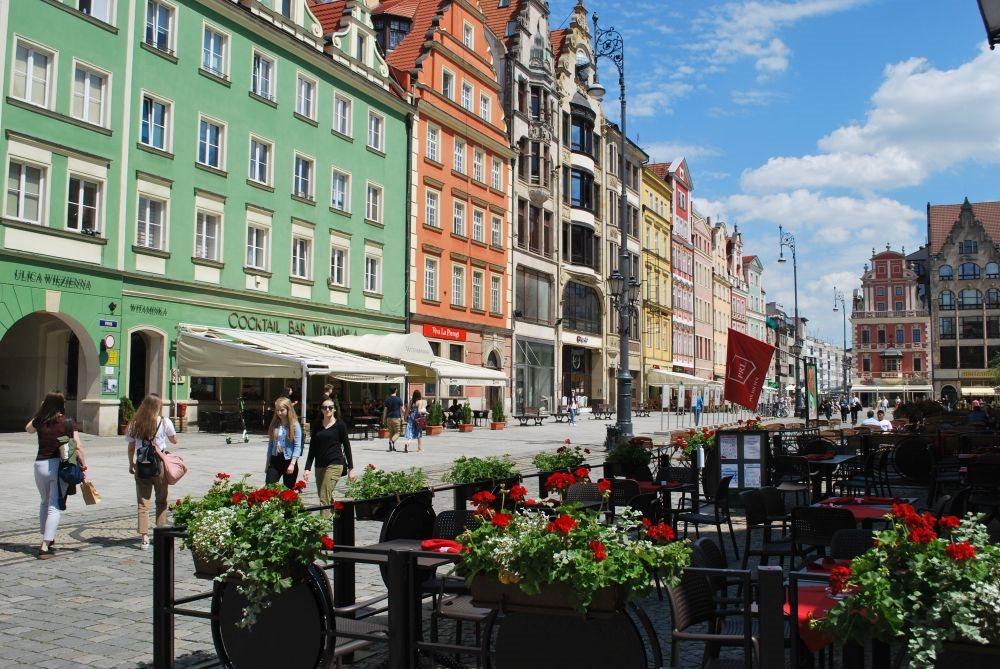 Lokal użytkowy na wynajem Wrocław, Stare Miasto, RYNEK  255m2 Foto 1