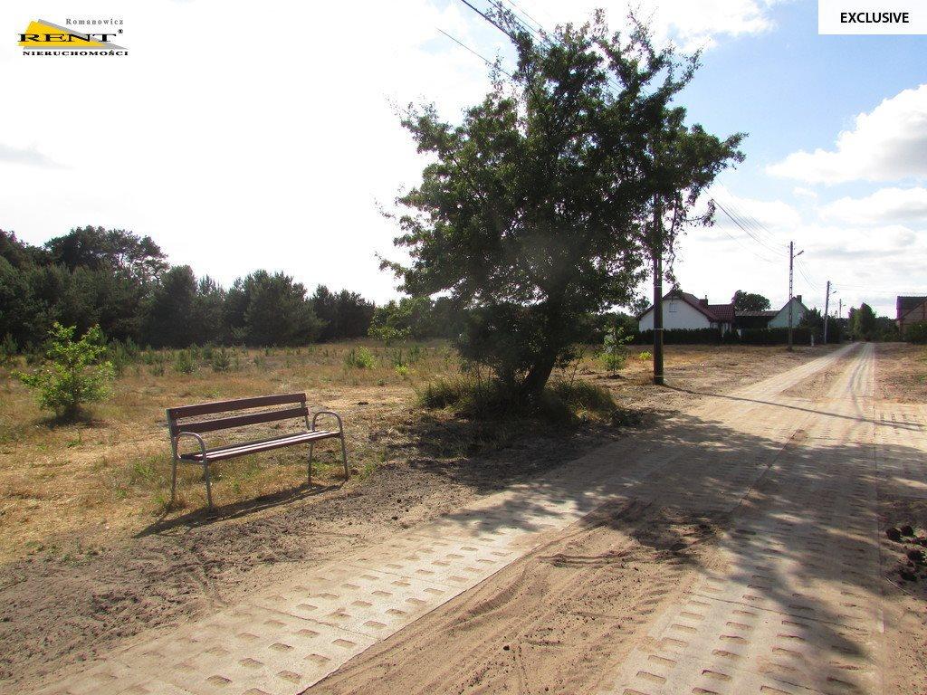 Działka budowlana na sprzedaż Borzysławiec  974m2 Foto 3