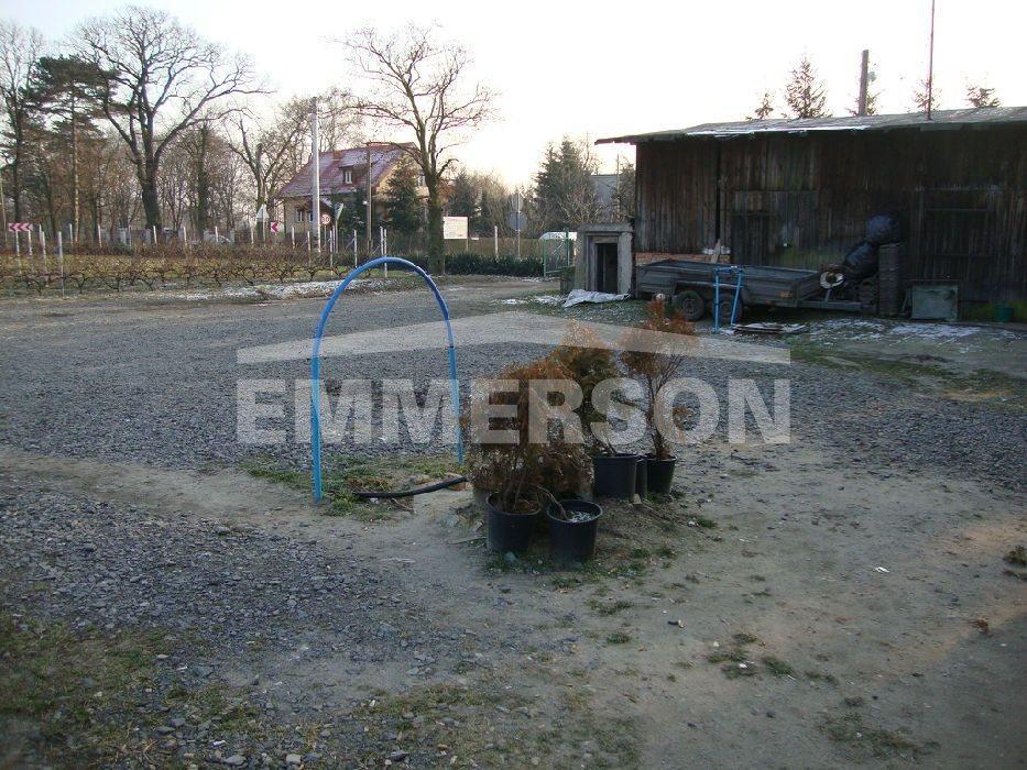 Działka przemysłowo-handlowa na sprzedaż Wisznia Mała, Psary  3500m2 Foto 4