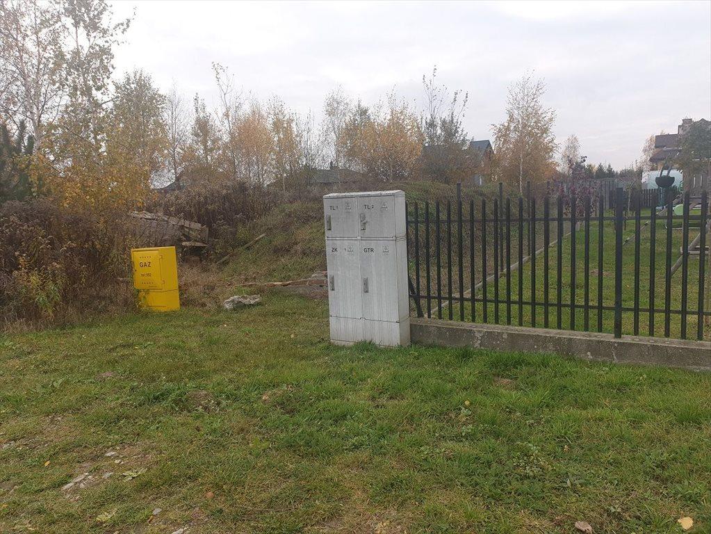 Działka budowlana na sprzedaż Zaborówek  1015m2 Foto 3