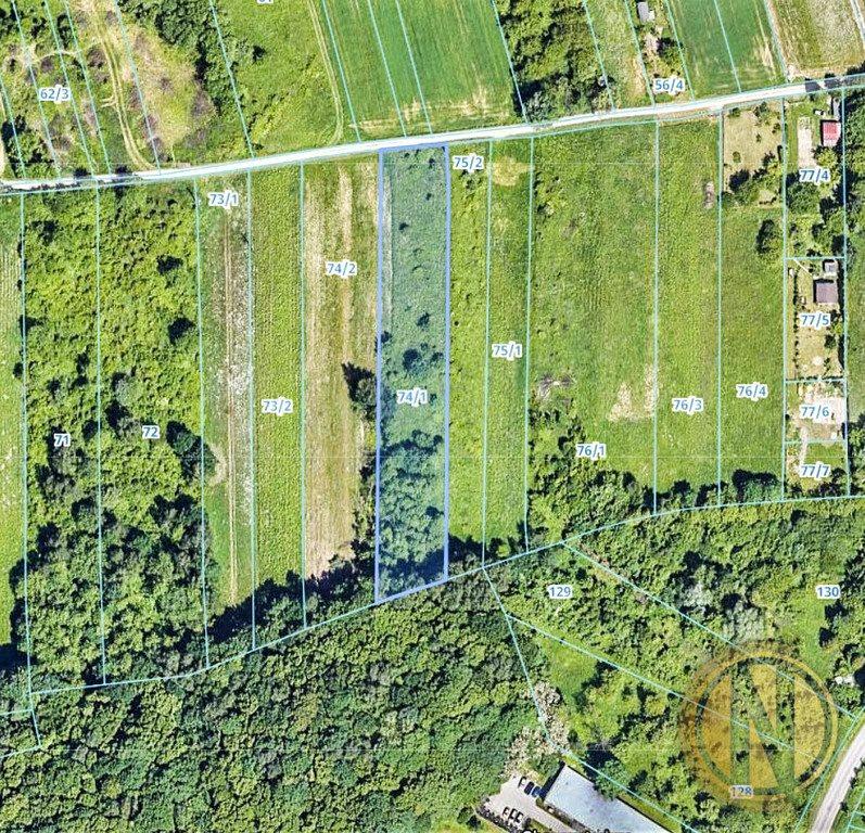 Działka rolna na sprzedaż Kraków, Wola Justowska, Wola Justowska  3396m2 Foto 9