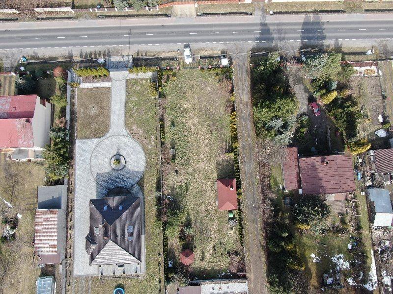 Działka budowlana na sprzedaż Mstów, Srocko  1097m2 Foto 8