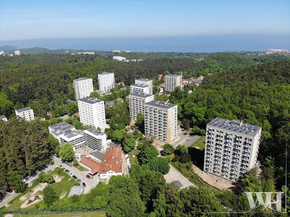 Mieszkanie trzypokojowe na sprzedaż Sopot, Przylesie, 23 Marca  53m2 Foto 1