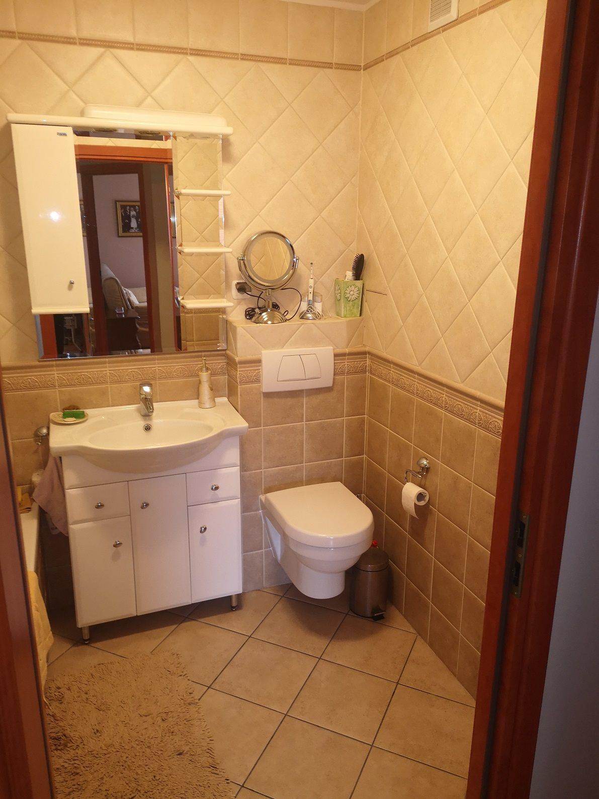 Mieszkanie dwupokojowe na wynajem Poznań, Grunwald, Grunwaldzka 38A  48m2 Foto 6
