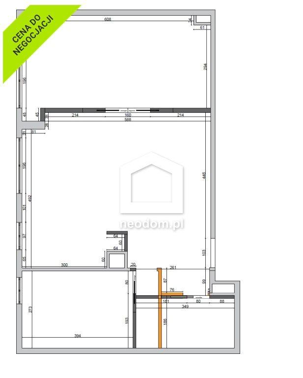 Mieszkanie trzypokojowe na sprzedaż Kraków, Podgórze, Stare Podgórze, Wadowicka  80m2 Foto 12