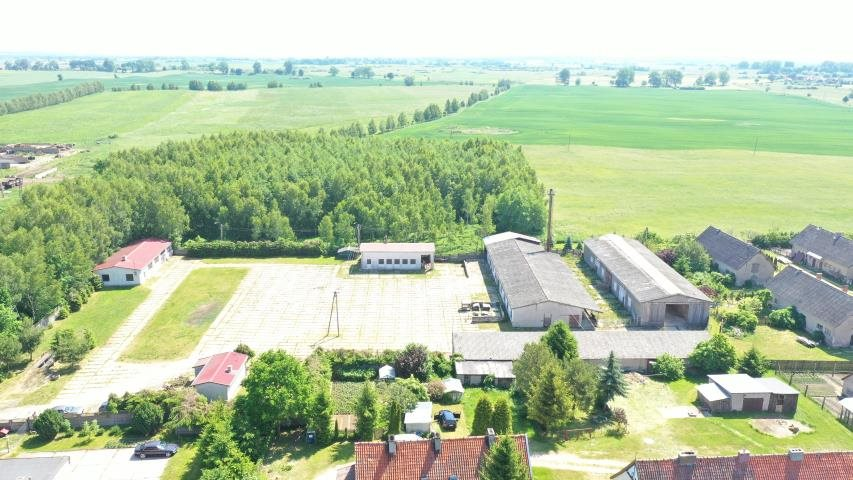 Lokal użytkowy na sprzedaż Olszewo  1592m2 Foto 2
