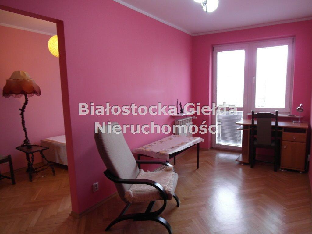 Mieszkanie trzypokojowe na wynajem Białystok, Piaski  54m2 Foto 8