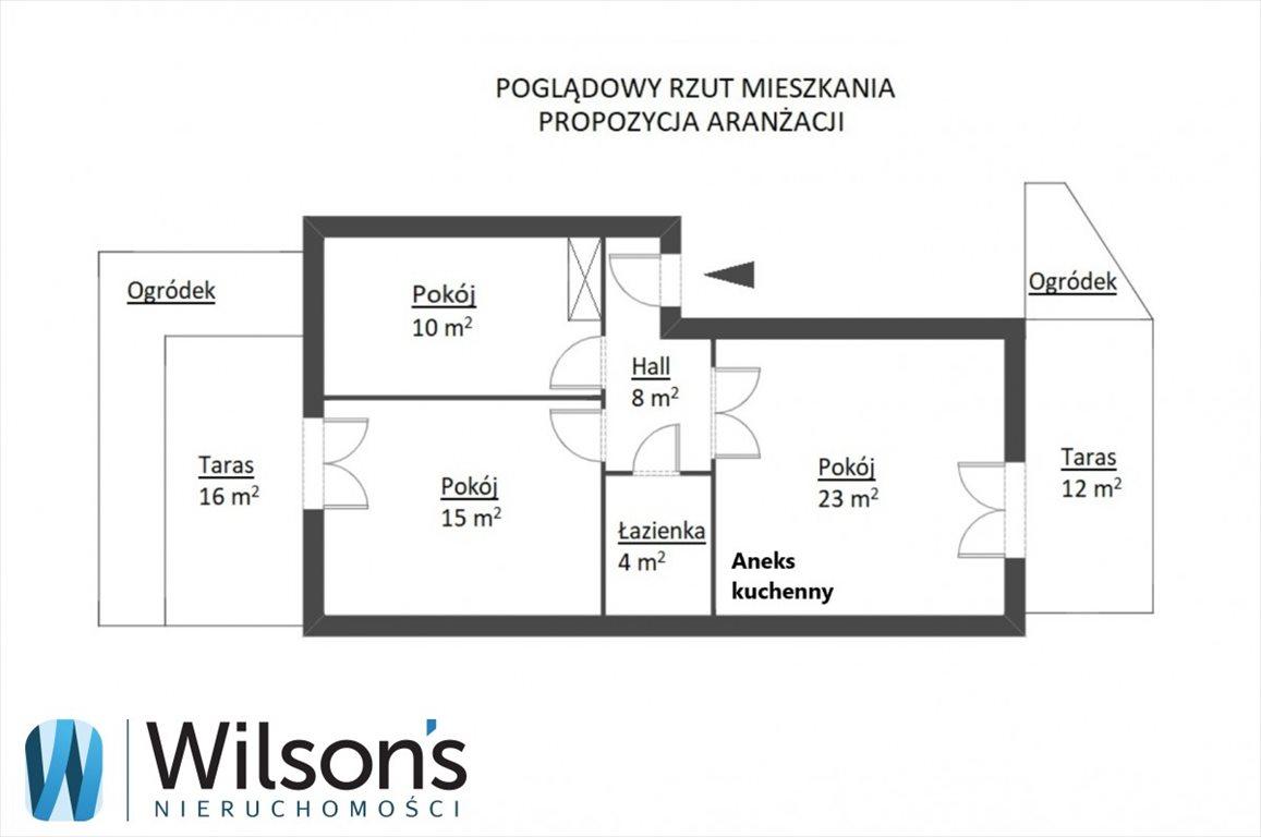 Mieszkanie dwupokojowe na sprzedaż Warszawa, Bemowo, Kluczborska  59m2 Foto 7