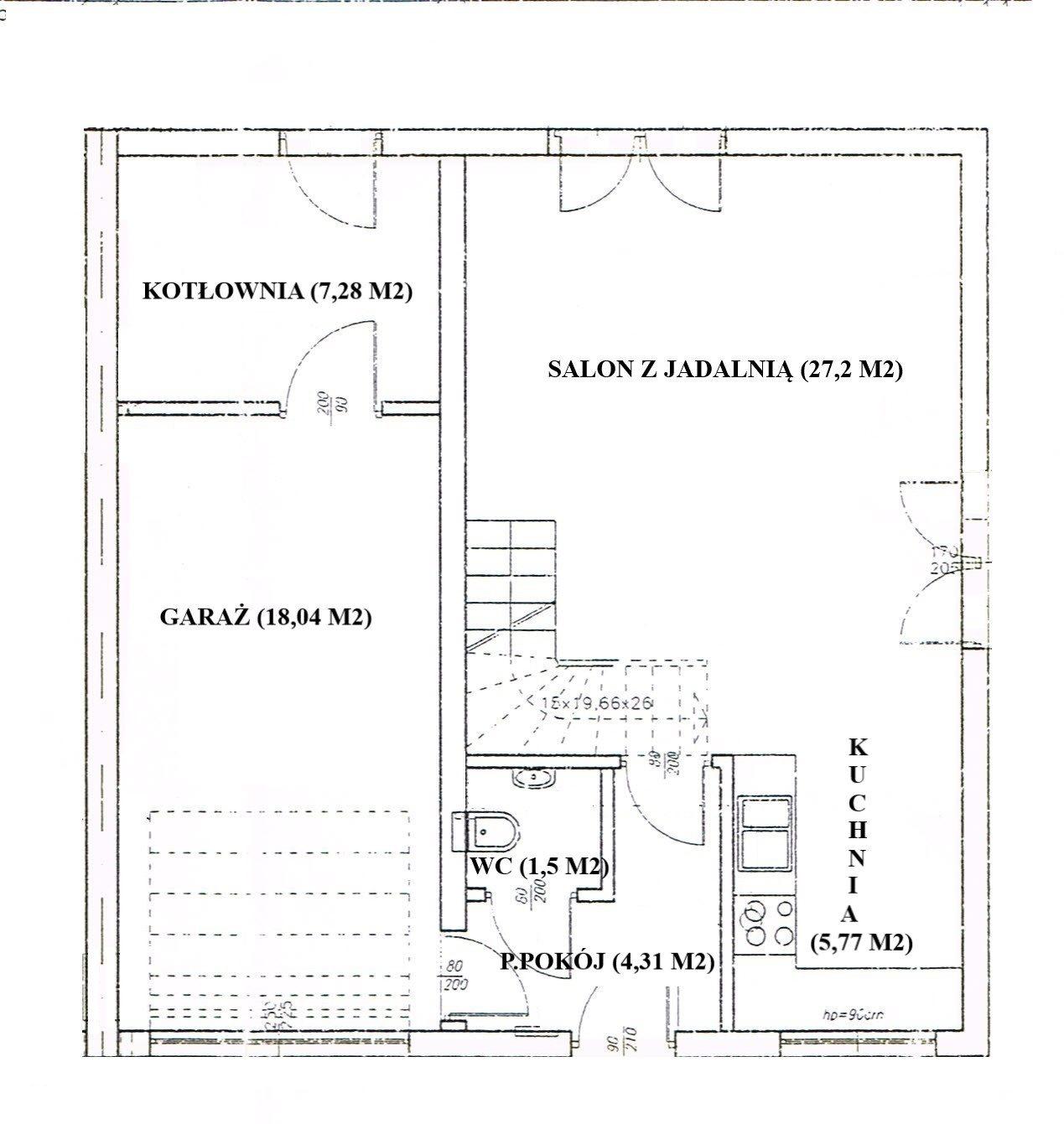 Dom na sprzedaż Lubań  115m2 Foto 13