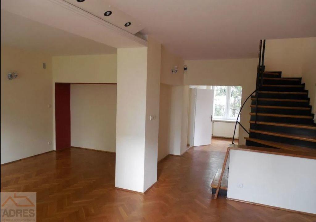 Dom na wynajem Warszawa, Praga-Południe, Saska Kępa  150m2 Foto 1