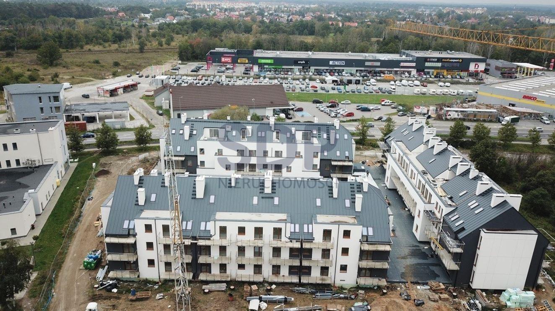Mieszkanie trzypokojowe na sprzedaż Wrocław, Fabryczna, Maślice, ok. Królewieckiej  52m2 Foto 4