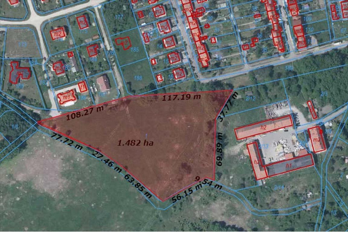 Działka budowlana na sprzedaż Sobótka, Sobótka  14862m2 Foto 3