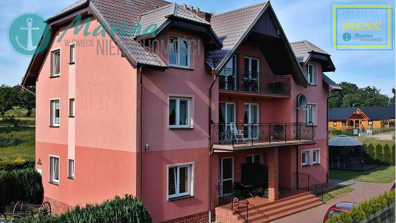 Dom na sprzedaż Jastrzębia Góra, Pas nadmorski, Rozewie  619m2 Foto 1
