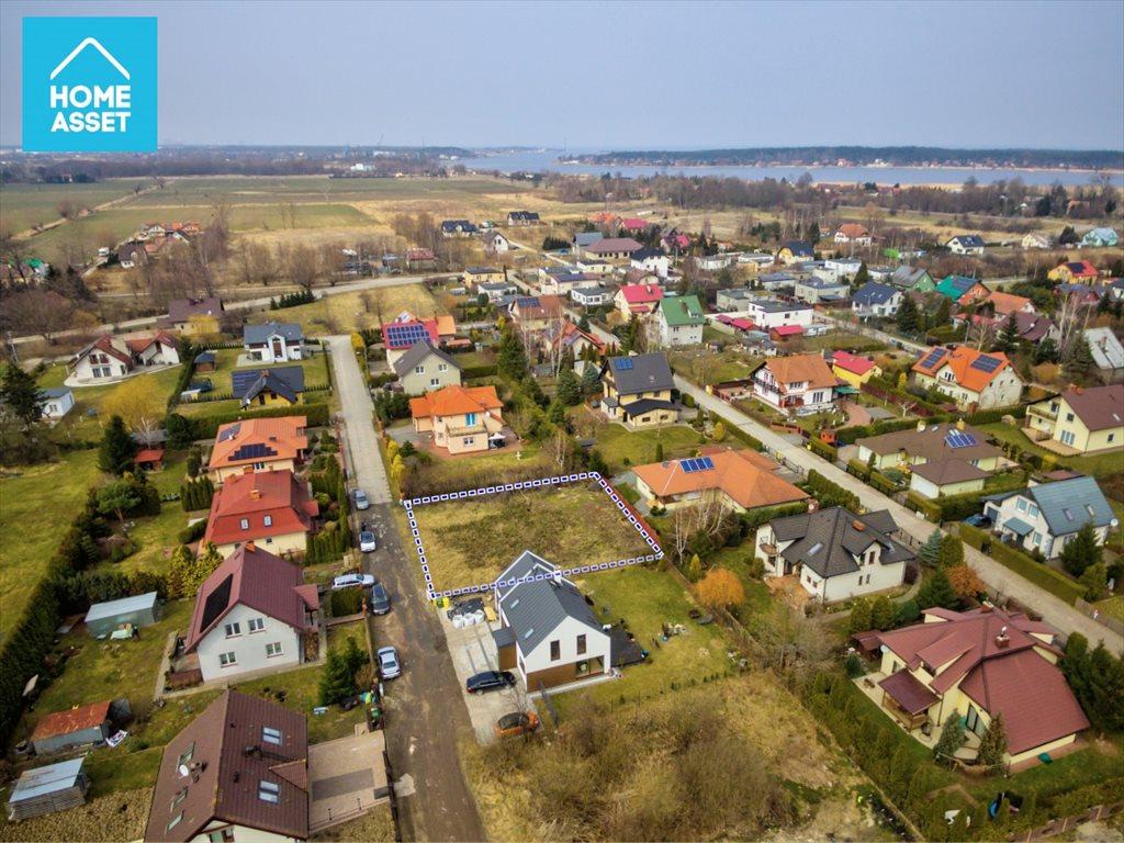Działka budowlana na sprzedaż Wiślinka, Koralowa  732m2 Foto 6