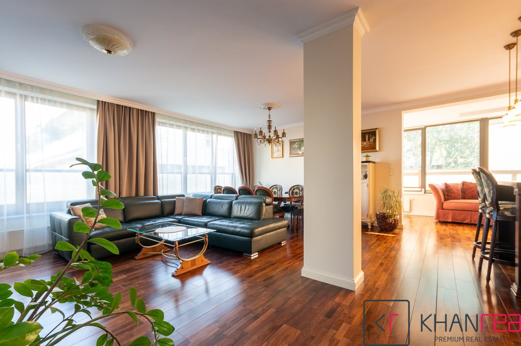 Mieszkanie trzypokojowe na sprzedaż Warszawa, Wilanów, Zawady, Bruzdowa  122m2 Foto 1