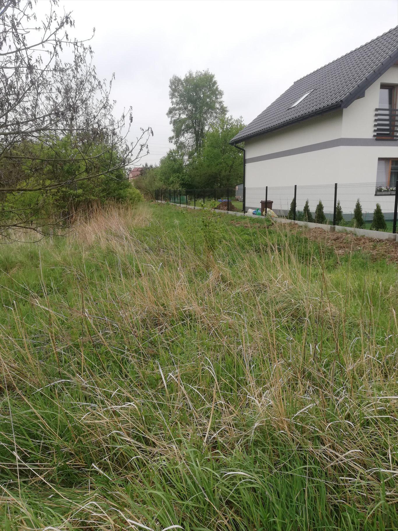 Działka budowlana na sprzedaż Skawina, Wojska Polskiego  1811m2 Foto 2