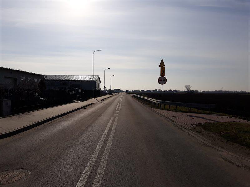 Działka komercyjna na sprzedaż Borzęcin Duży, Poprzeczna  2000m2 Foto 1