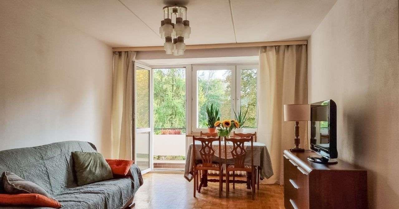 Mieszkanie trzypokojowe na sprzedaż Warszawa, Mokotów, Bacha  69m2 Foto 3
