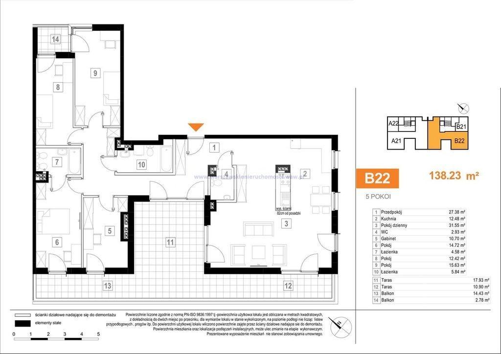 Mieszkanie na sprzedaż Józefosław  138m2 Foto 1