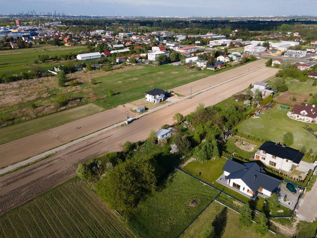 Działka budowlana na sprzedaż Janki  2100m2 Foto 8