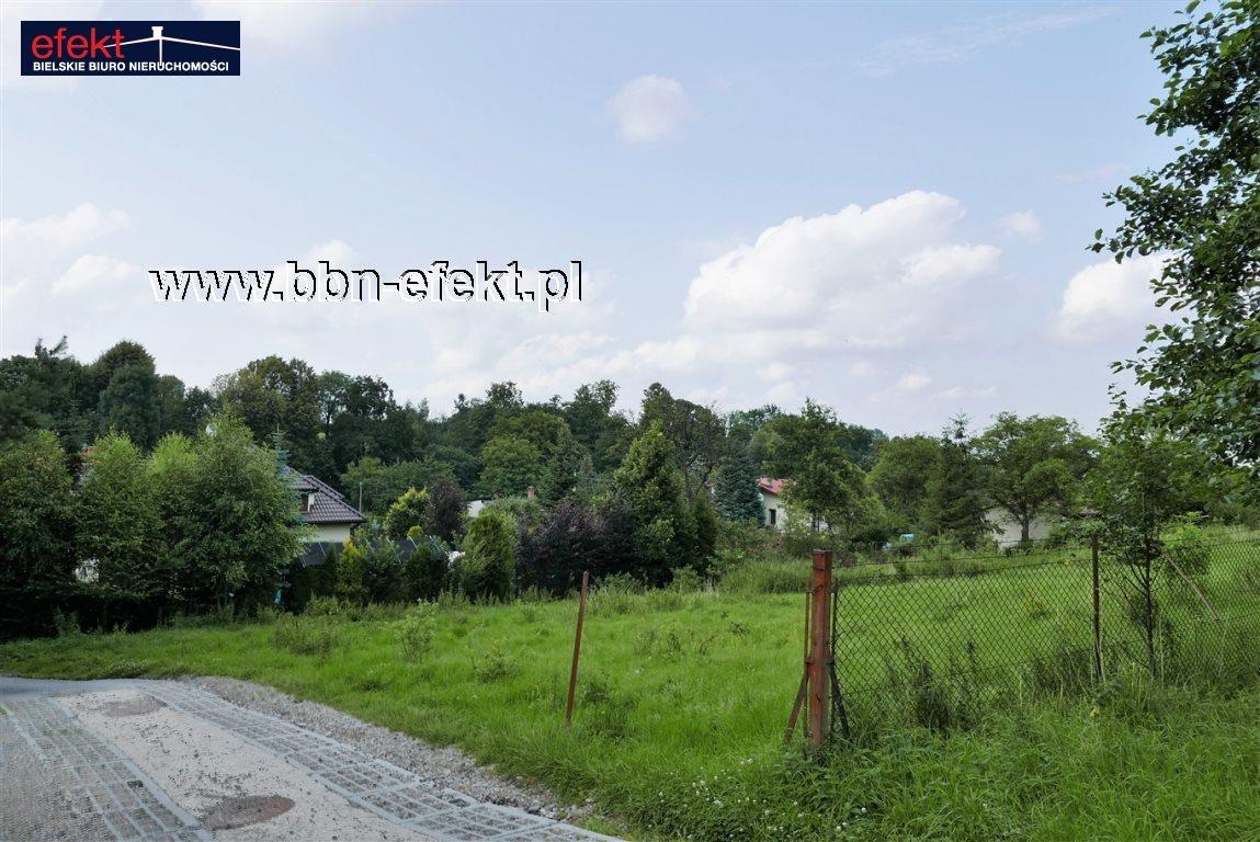 Działka budowlana na sprzedaż Bielsko-Biała, Kamienica  2579m2 Foto 5