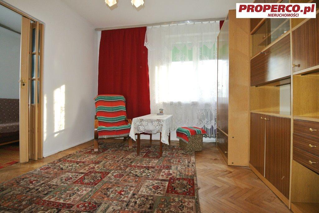 Mieszkanie dwupokojowe na wynajem Kielce, Szydłówek, Warszawska  36m2 Foto 3
