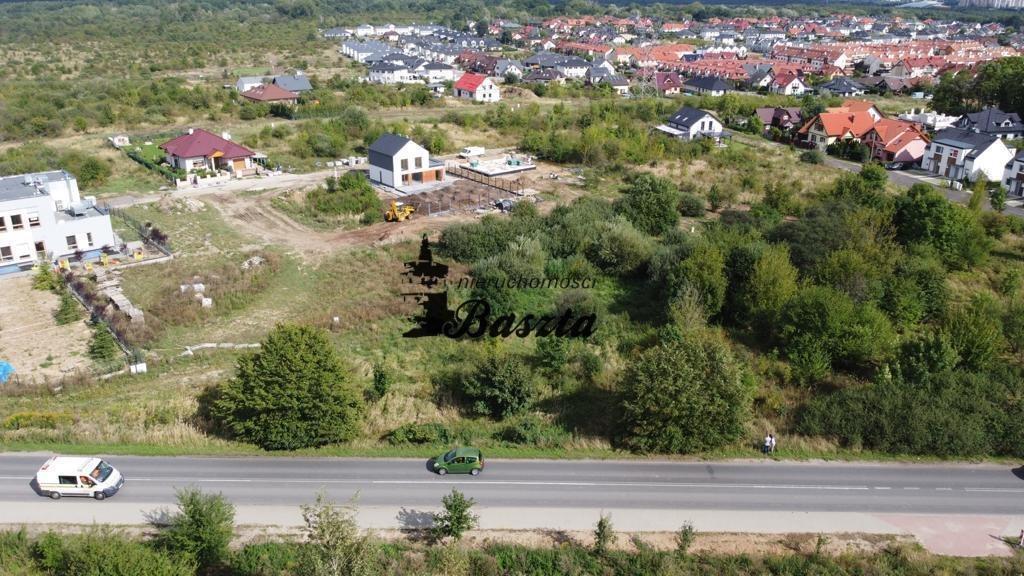 Działka budowlana na sprzedaż Szczecin, Bezrzecze  1126m2 Foto 2