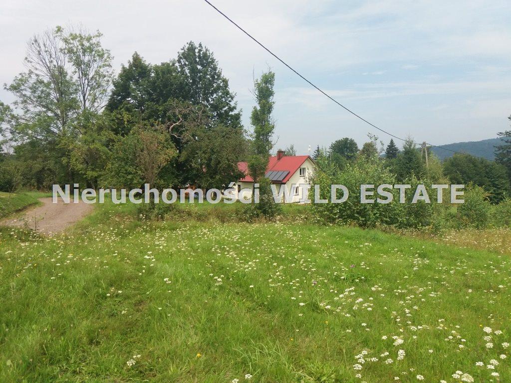Działka rolna na sprzedaż Solina, Werlas  5011m2 Foto 5