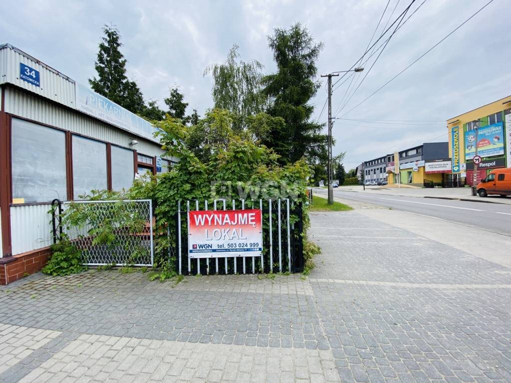 Lokal użytkowy na wynajem Jaworzno, D.NARODOWA, KATOWICKA  160m2 Foto 4