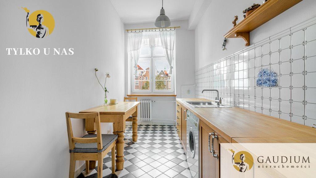 Mieszkanie dwupokojowe na sprzedaż Gdańsk, Główne Miasto, Chlebnicka  61m2 Foto 7