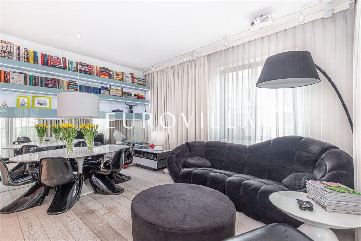 Mieszkanie trzypokojowe na sprzedaż Warszawa, Wilanów, Franciszka Klimczaka  80m2 Foto 1